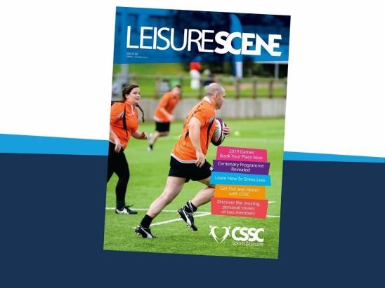 Leisure scene magazine