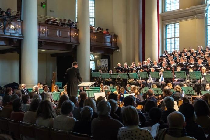 Stephen Hall OBE - The Civil Service Choir